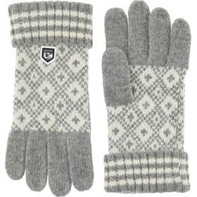 Hestra Fryken Handschoenen grijs/wit